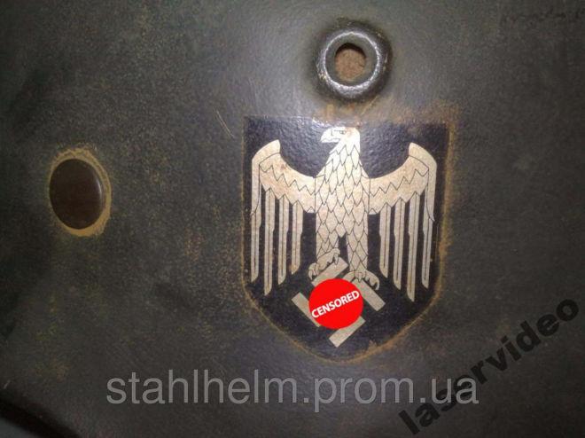 Декаль деколь каска шлем Вермахт 3