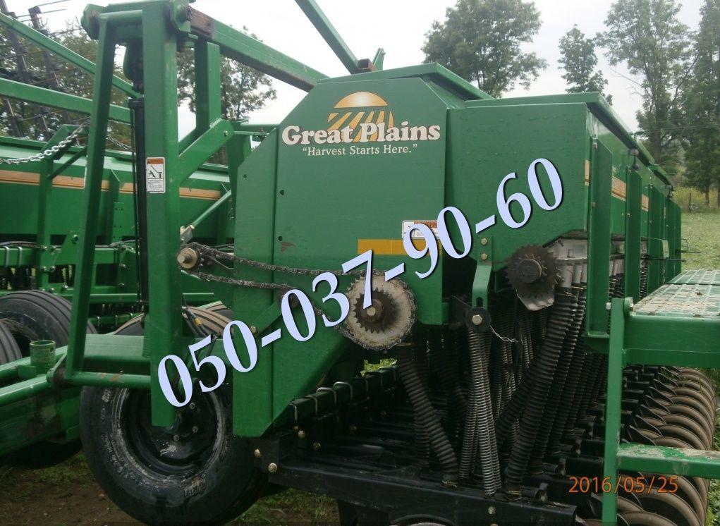 Сівалка 2014р. механічна 2SF30 Great Plains (9,1м)