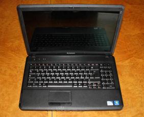 Ноутбук  Lenovo IdeaPad G550 (на запчасти ).