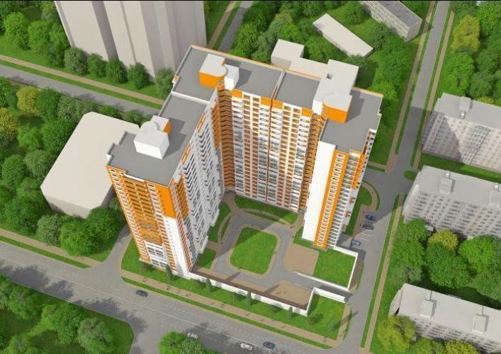 Продам коммерческое помещение в новом жилом комплексе