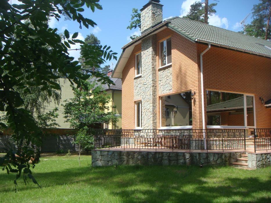 Новый жилой дом в Лесной Буче, Киевская область
