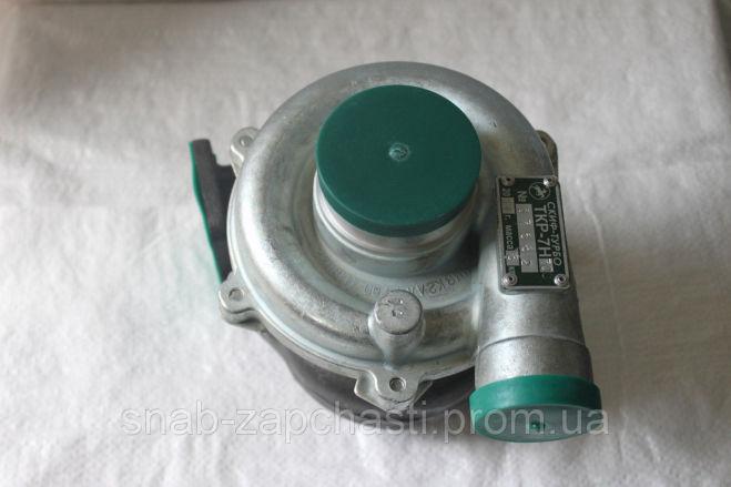 Турбокомпрессор ТКР 700 / МТЗ-1221 / Д-260 7