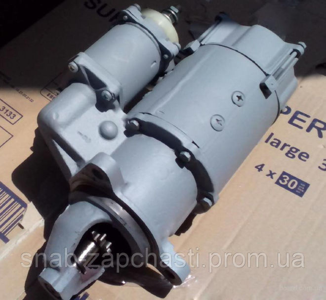 Стартер МТЗ  СТ-142М-3708000
