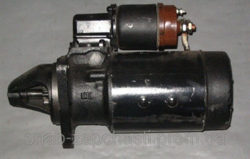 Стартер Т-40 12В 4кВт  СТ-241-3708000 (пр-во Самара)