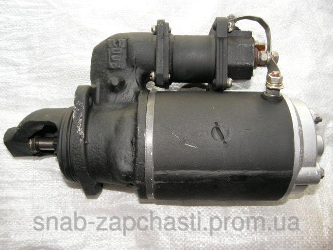 Стартер CT-2A-3708000 ЗИЛ-131, УРАЛ-375 и их модификации