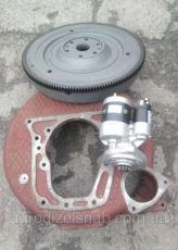 Комплект переоборудования трактора ЮМЗ под стартер Д-65