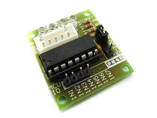 ULN2003 Stepper Driver Board and 12V 28BYJ-48