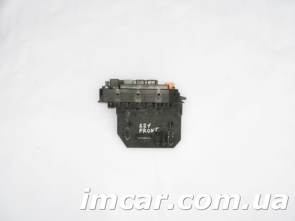Передний блок для Мерседес W216/ W221 SAM A2215451632 +SRB A2215450001