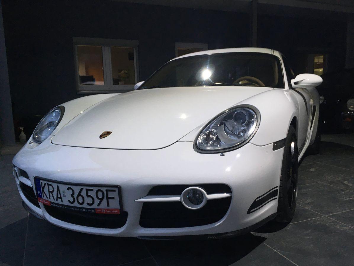 Зеркало левое,правое Porsche Cayman І (Порше Кайман) 2005-2012 год