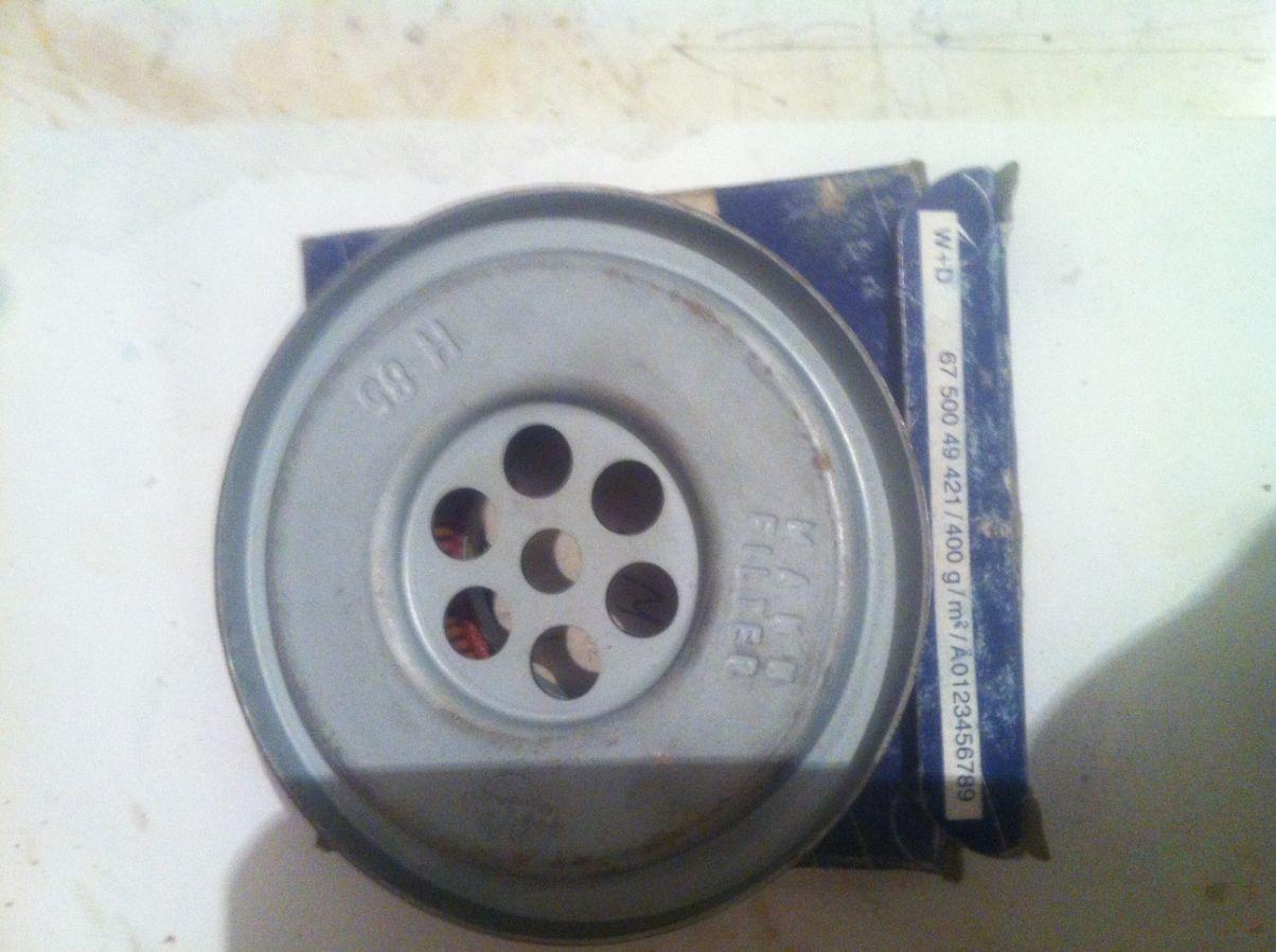 Масляный фильтр (рулевое управление) MERCEDES –BENZ