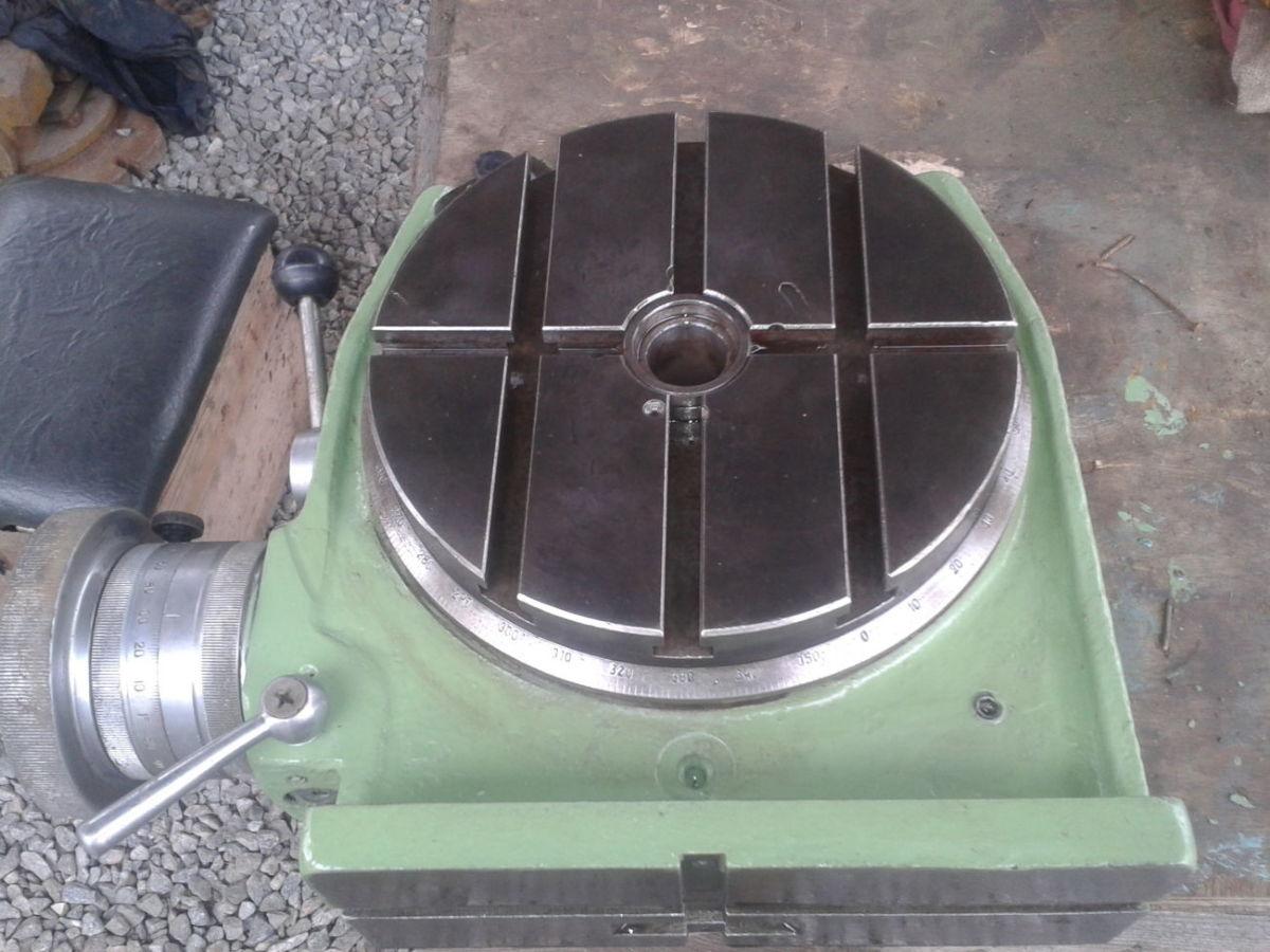 Продам стол поворотный фрезерный ф250мм (горизонтально-вертикальный)