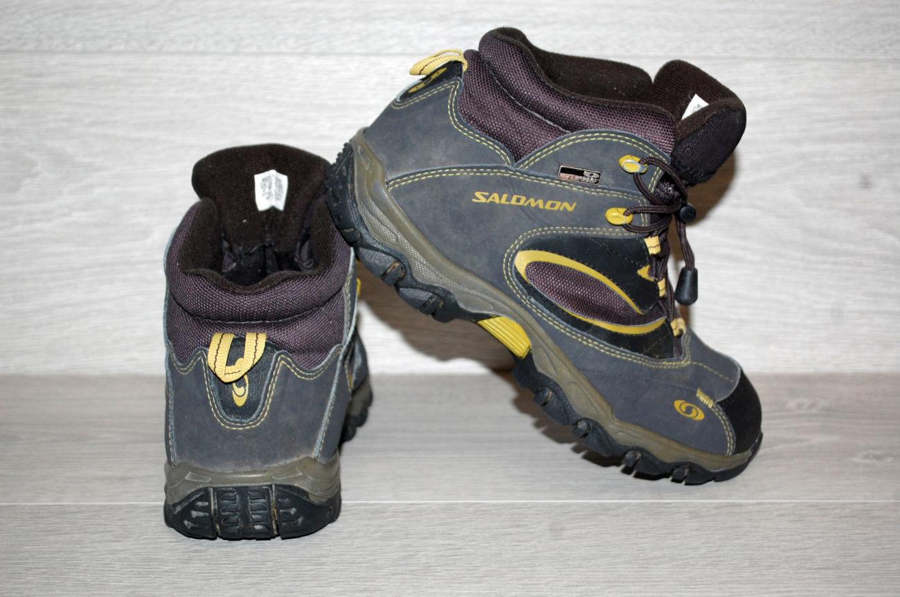 Кросовки ботинки Salomon 36 (22,5см)