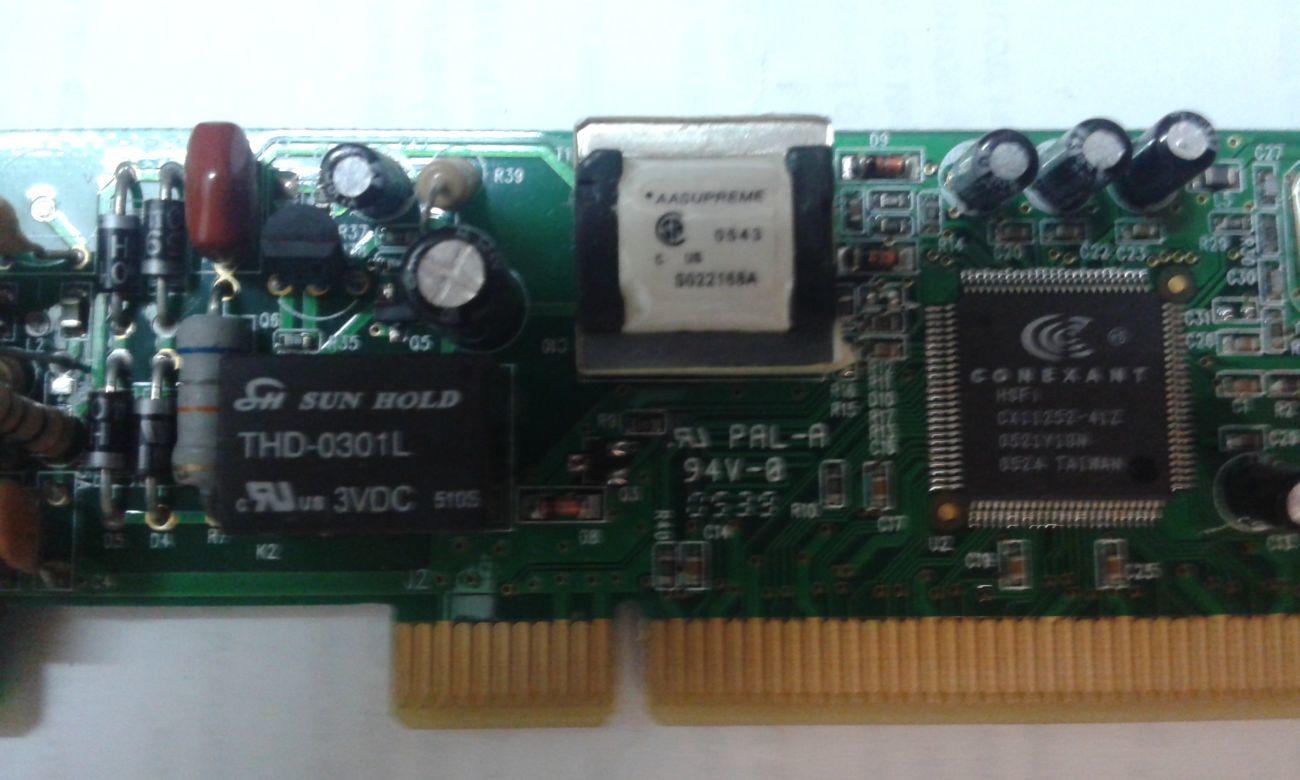 MODEM CONEXANT CX11252 DRIVERS FOR MAC