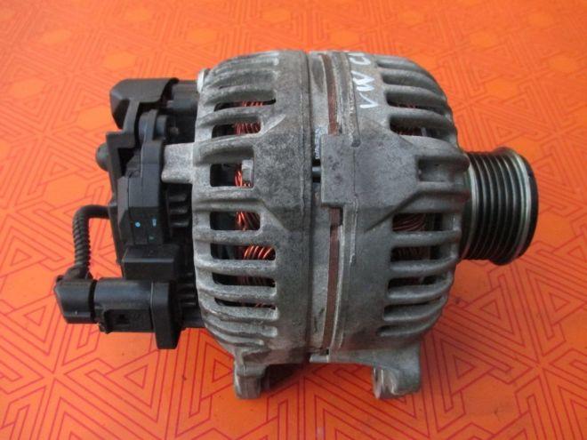 Генератор на Volkswagen Caddy 1.9 tdi Фольксваген Кадди (140A)