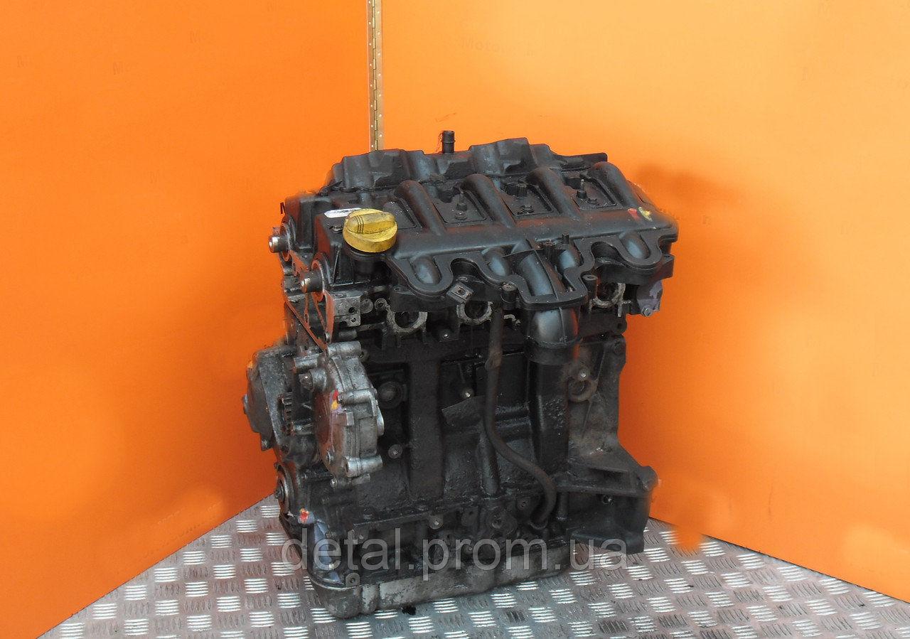 Двигатель на Renault Master 2.5 dci (Рено Мастер)