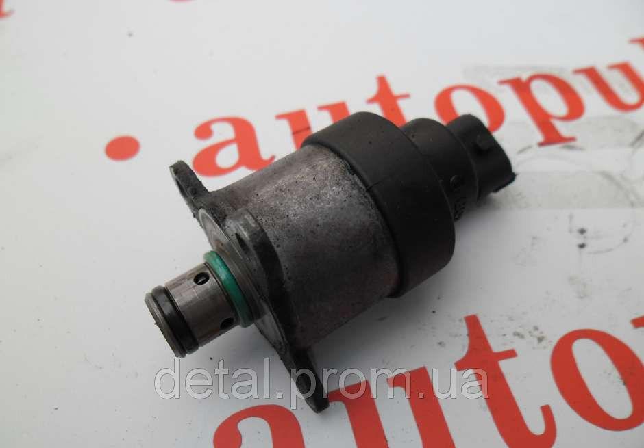 Клапан-регулятор ТНВД на Renault Master 2.5 dci (Рено Мастер)