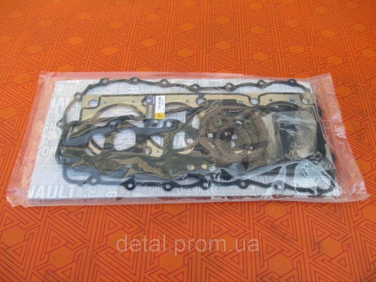 Комплект прокладок (полный) на Renault Master 1.9 dci (Рено Мастер)