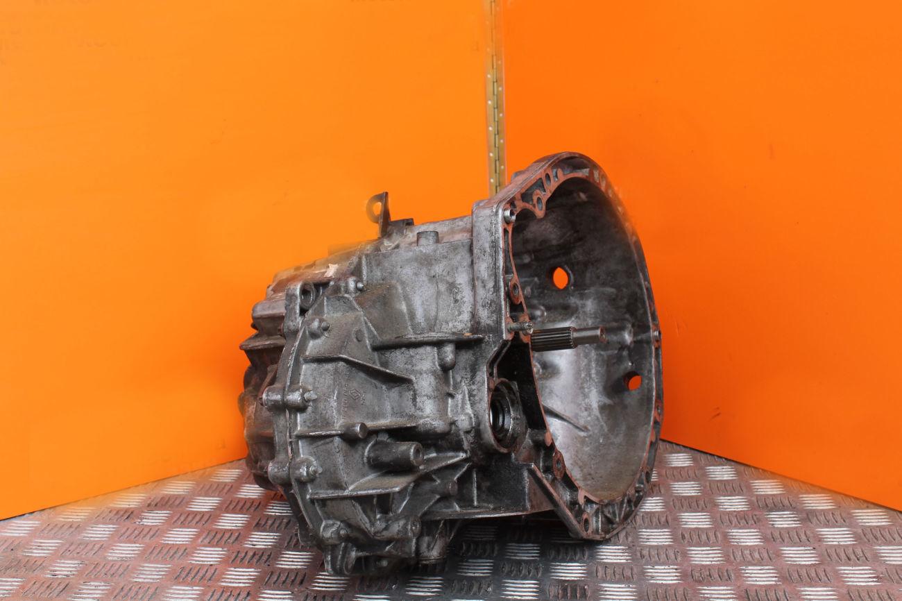 Коробка передач на Renault Trafic 1.9 dci. КПП к Рено Трафик (6 ступ.)