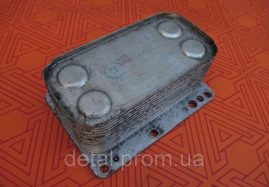 Масляный радиатор на Renault Trafic 2.0 dci (Рено Трафик)