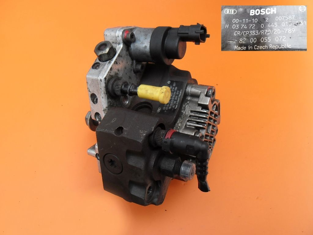 Топливный насос на Renault Master 1.9 dci 0445010031