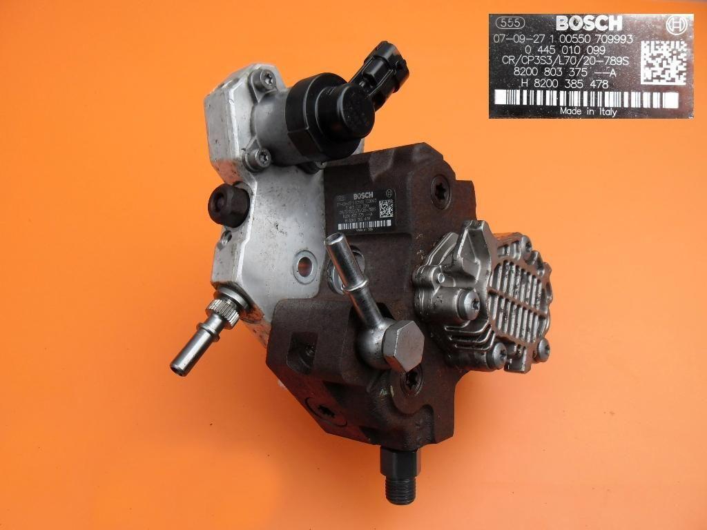 Топливный насос на Renault Trafic 2.0 dci 0445010099