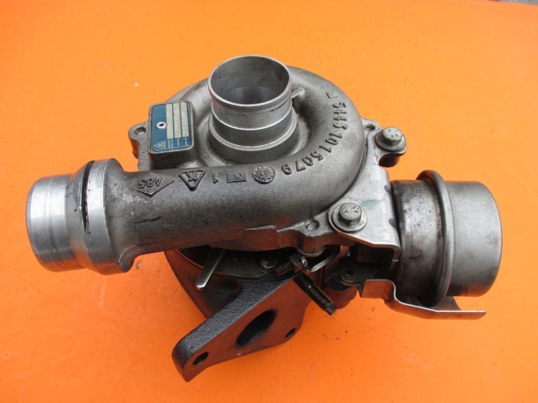 Турбина на Renault Kangoo 1.5 dci 2009- (Рено)