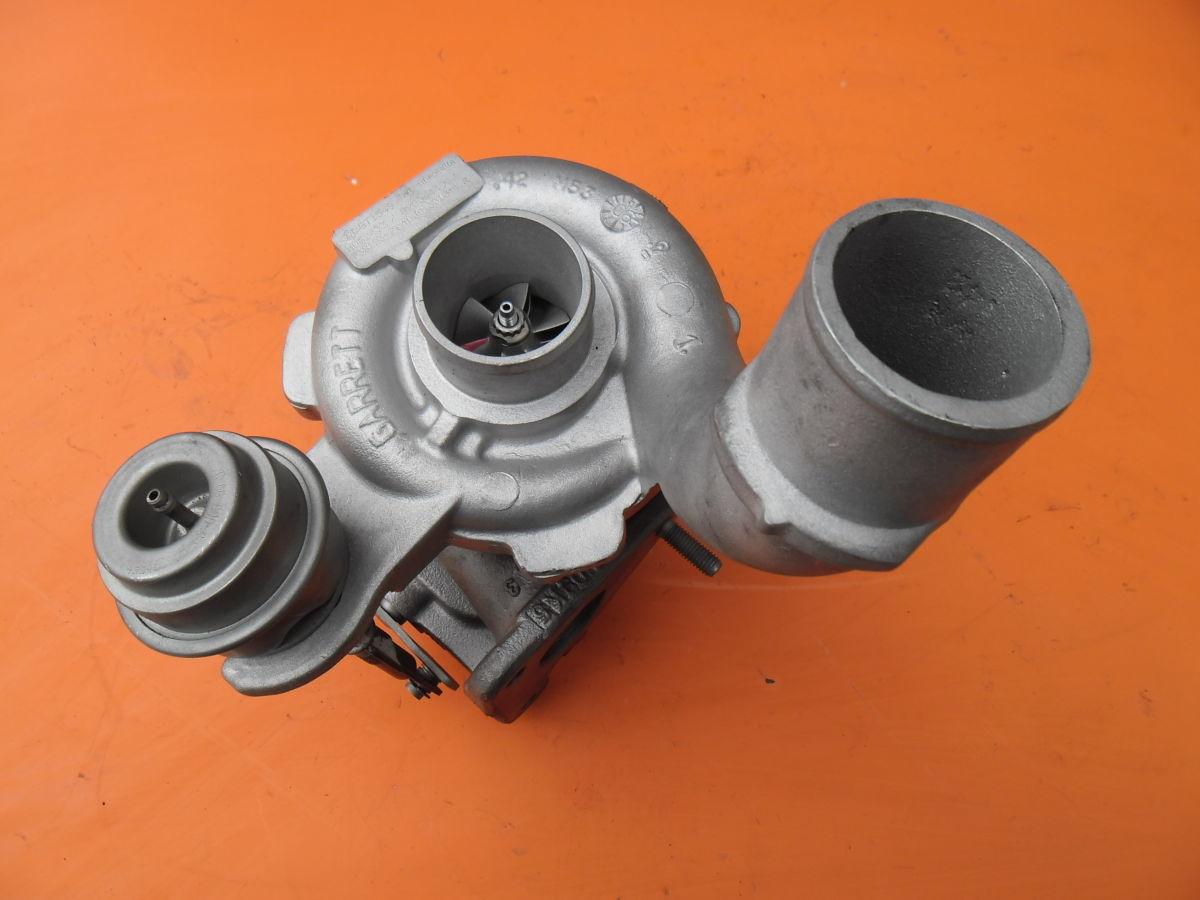 Турбина на Renault Master 1.9 dci (Рено Мастер) реставрация Польша