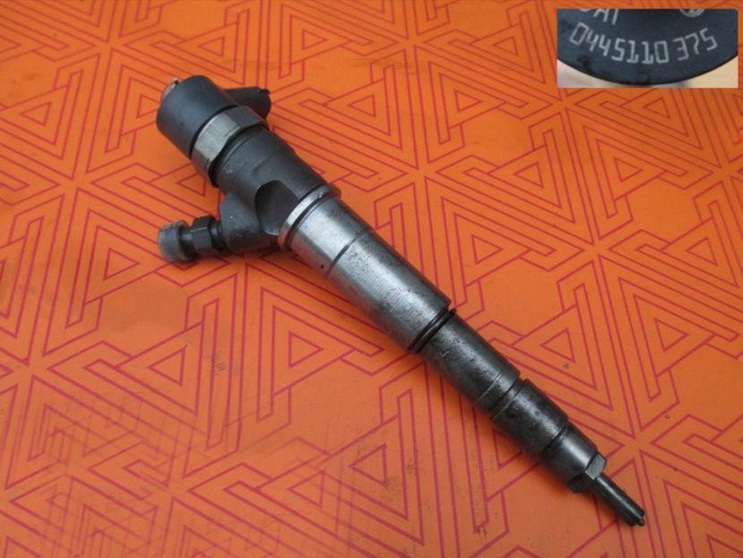 Форсунка на Renault Master 2.3 dci (Рено Мастер) 0445110375