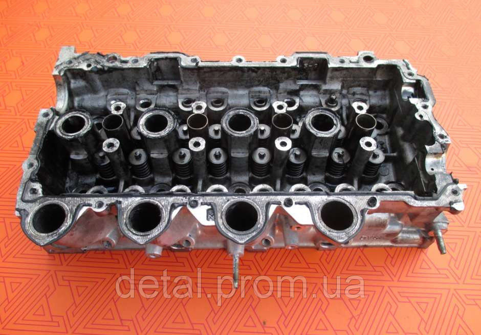 Головка блока цилиндров на Peugeot Expert 1.6 hdi (голая)