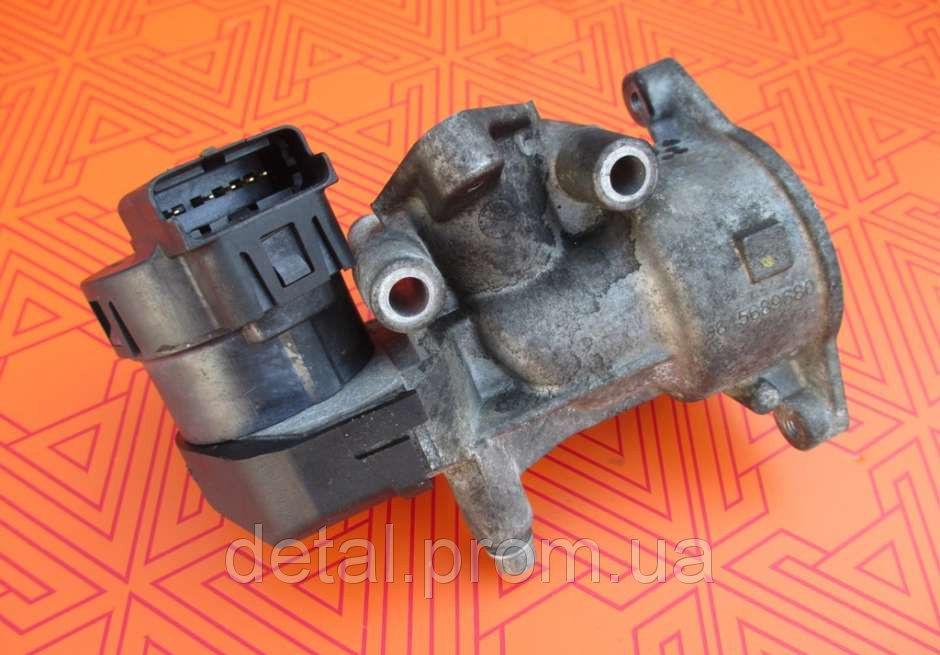 Клапан EGR на Peugeot Expert 2.0 hdi 07- (Пежо Експерт)