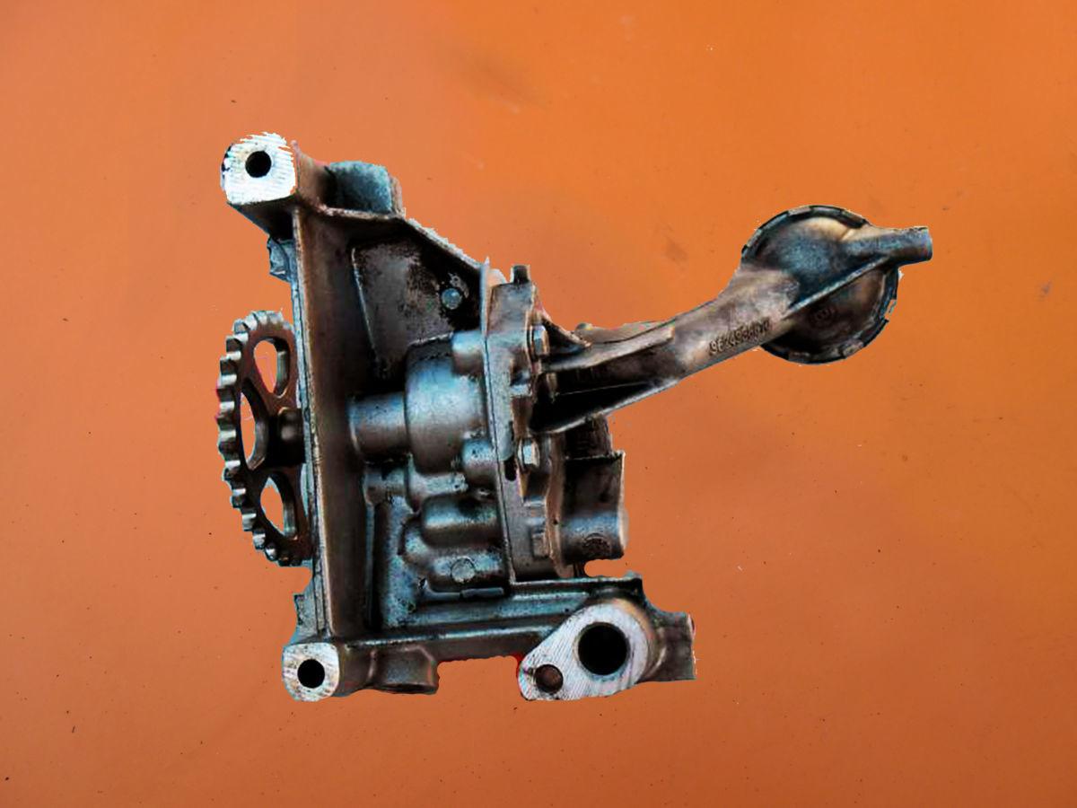 Масляный насос на Peugeot Partner 1.9D (Пежо Партнер)