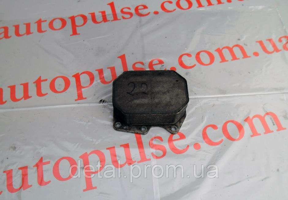 Масляный радиатор на Peugeot Boxer 2.2 hdi 07- (Пежо Боксер)