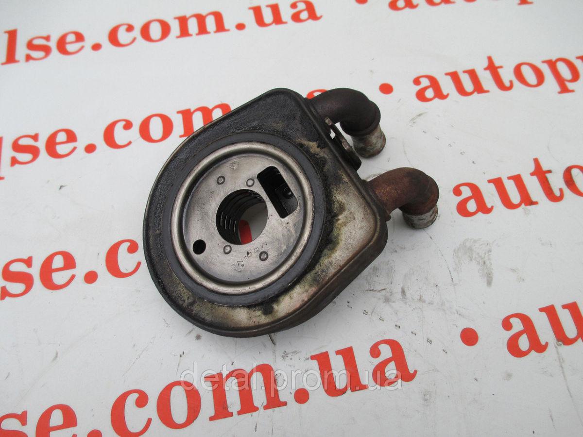 Масляный радиатор на Peugeot Partner 1.9D (Пежо Партнер)