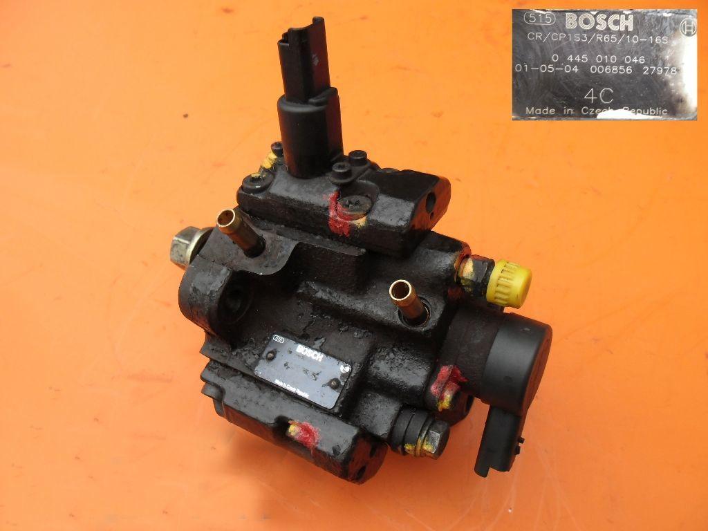 Топливный насос на Peugeot Boxer 2.0 hdi 0445010046