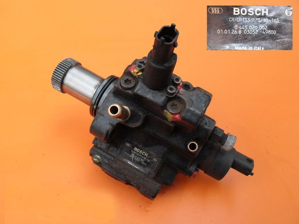 Топливный насос на Peugeot Boxer 2.8 hdi 0445020006