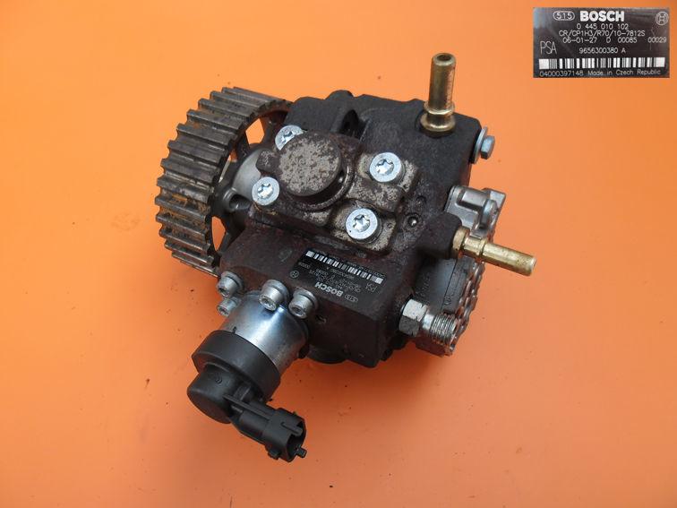 Топливный насос на Peugeot Partner 1.6 hdi 0445010102