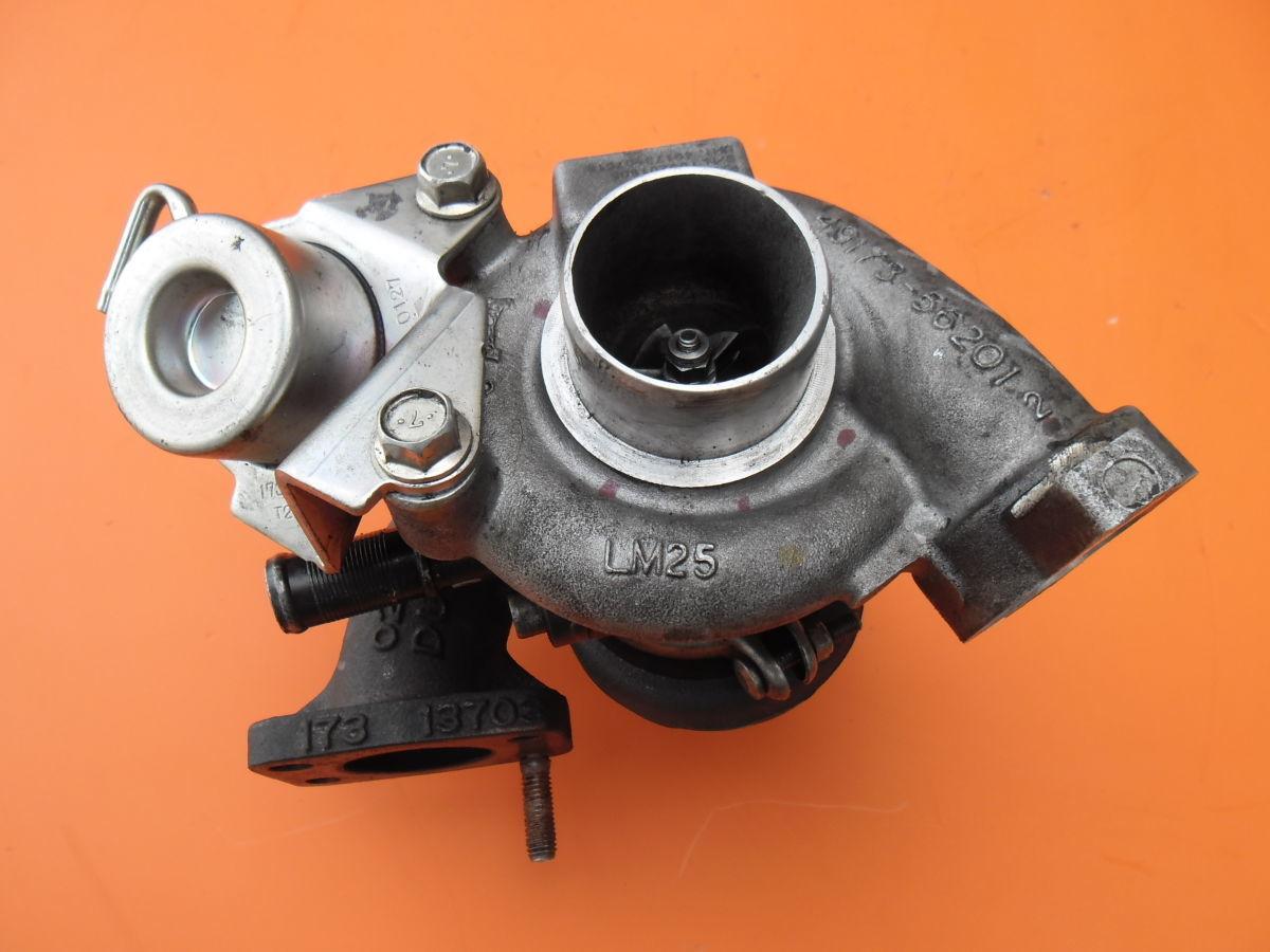 Турбина на Peugeot Expert 1.6 hdi (Пежо Експерт) 80kW