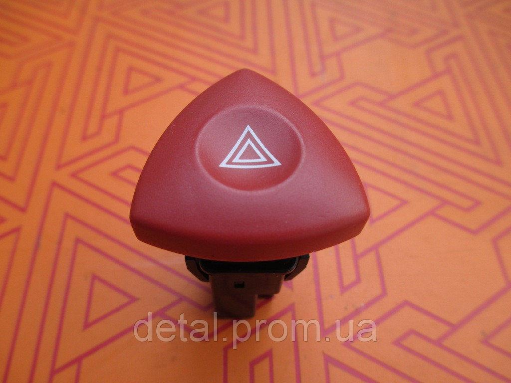 Кнопка аварийного сигнала Opel Vivaro 1.9 cdti новая
