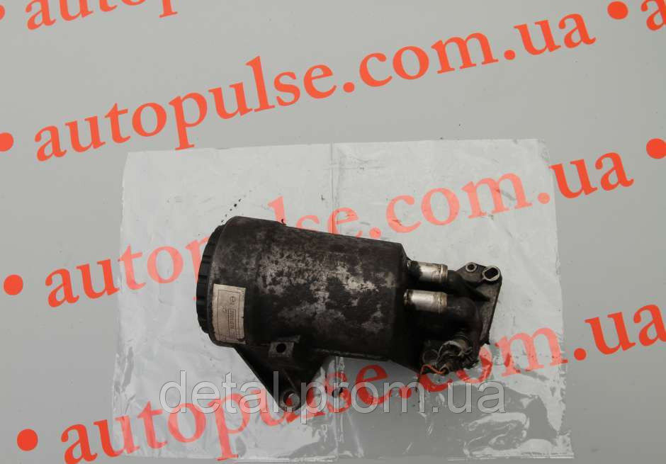 Корпус масляного фильтра с холодильником на Opel Movano 2.5 cdti 07-