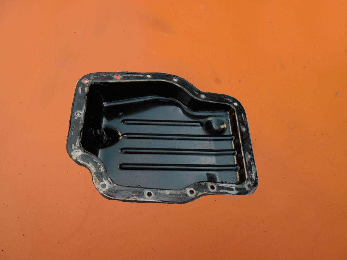 Масляный поддон на Opel Combo 1.7 DTI (Опель Комбо)