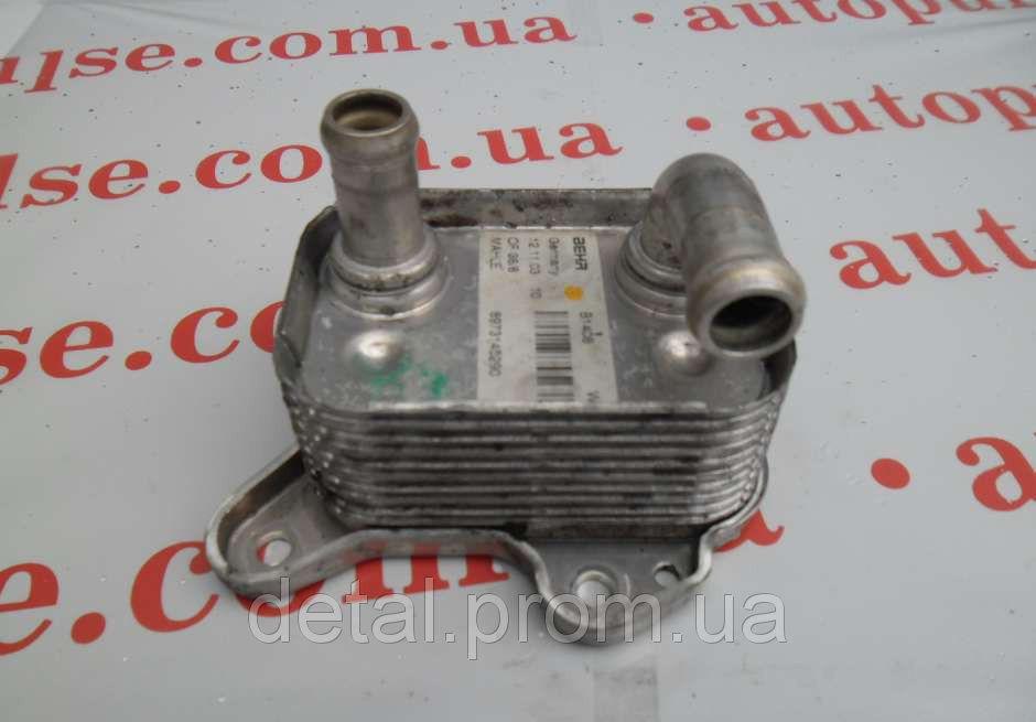 Масляный радиатор на Opel Combo 1.7 DTI (Опель Комбо)