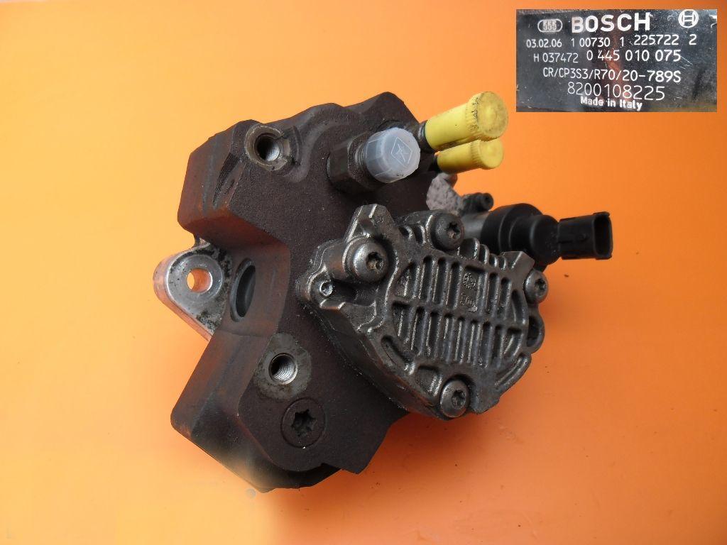 Топливный насос на Opel Vivaro 1.9 cdti 0445010075