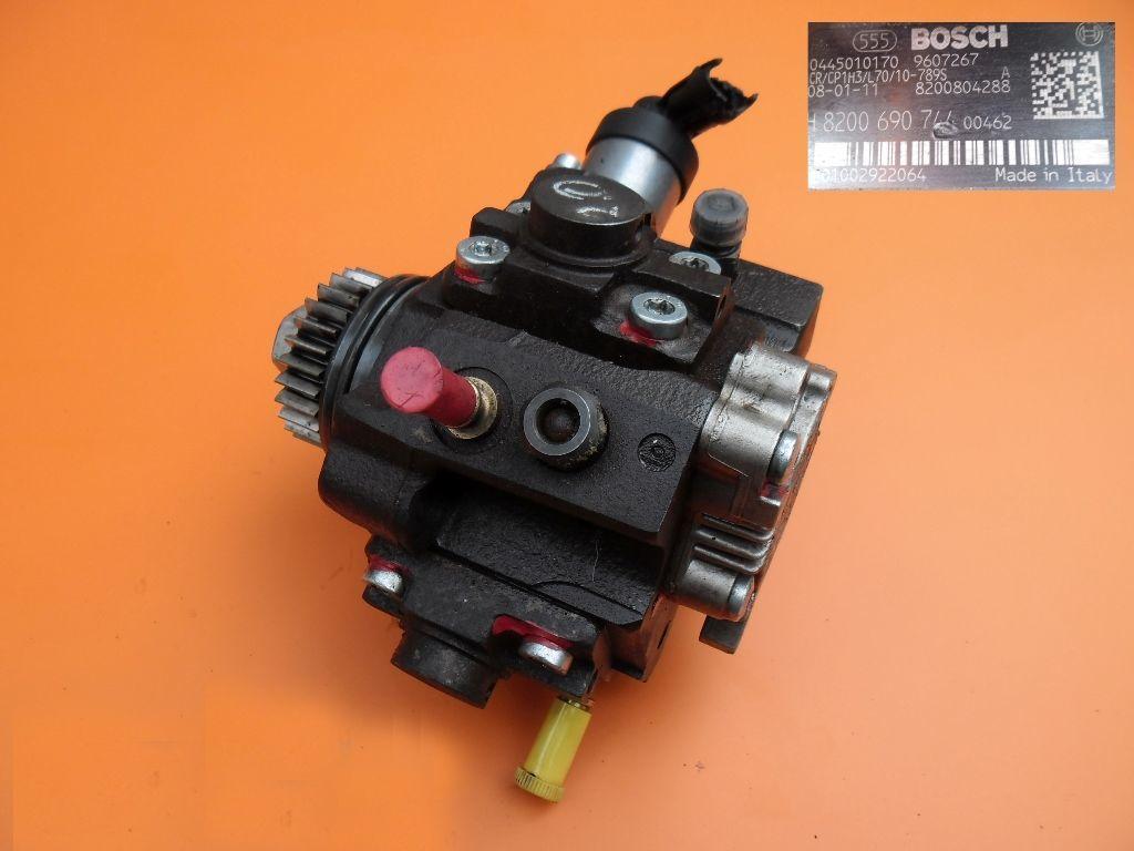 Топливный насос на Opel Vivaro 2.0 cdti 0445010170
