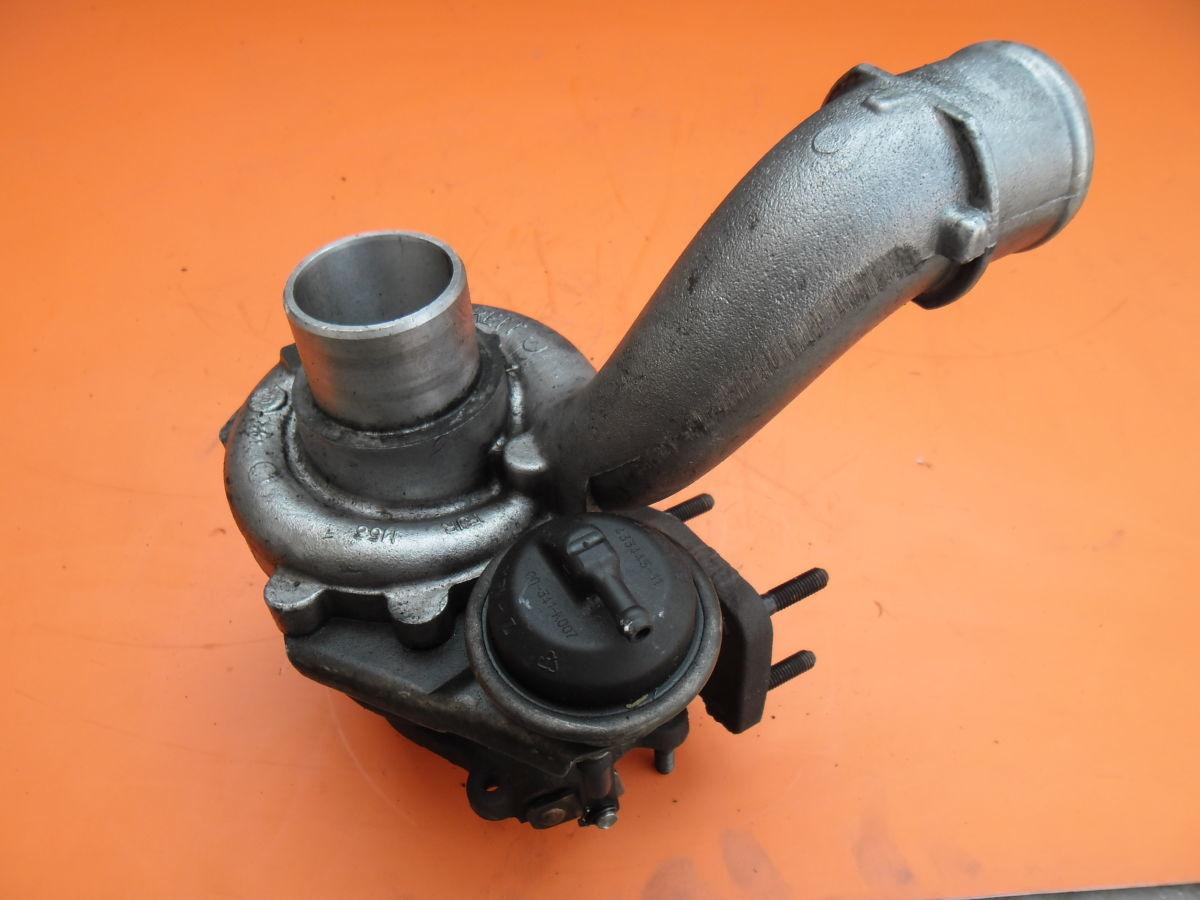 Турбина на Opel Movano 2.2 cdti (Опель Мовано)