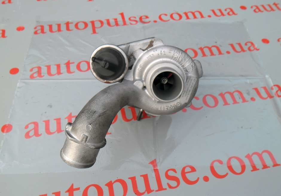 Турбина на Opel Movano 2.2 cdti (Опель Мовано) реставрация Польша