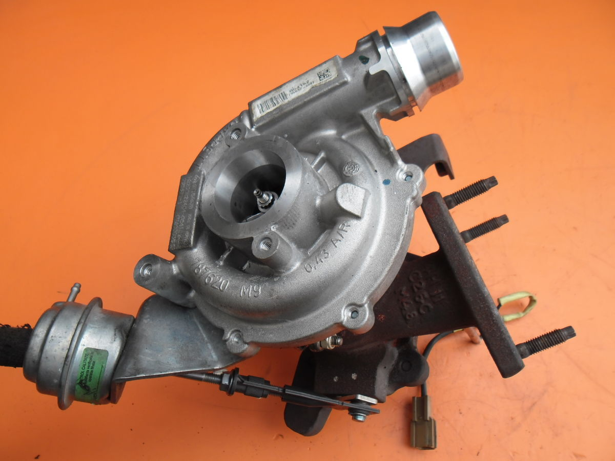 Турбина на Opel Vivaro 2.0 cdti 2011- (Опель Виваро)