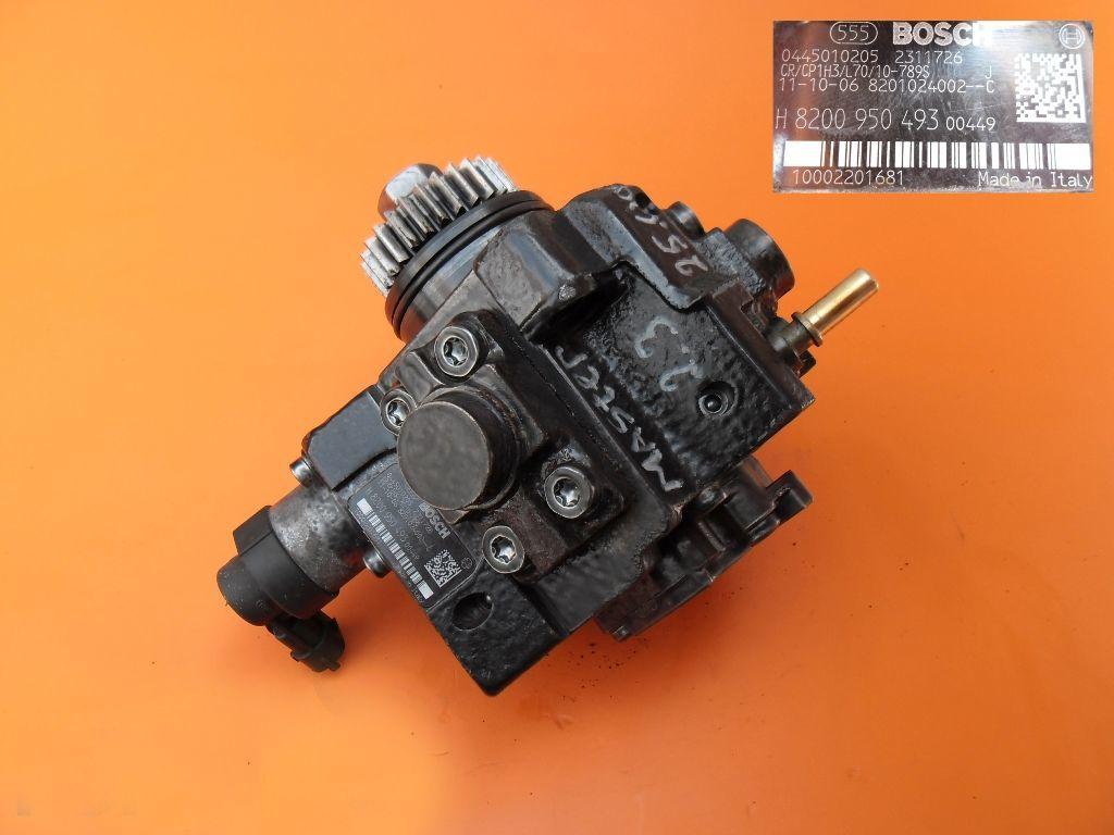 Топливный насос на Nissan Primastar 2.0 dci 0445010250