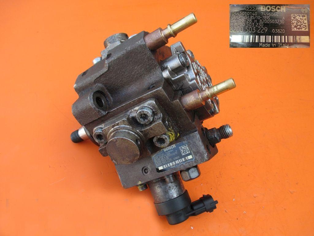 Топливный насос на Nissan Primastar 2.5 dci 07- 0445010140