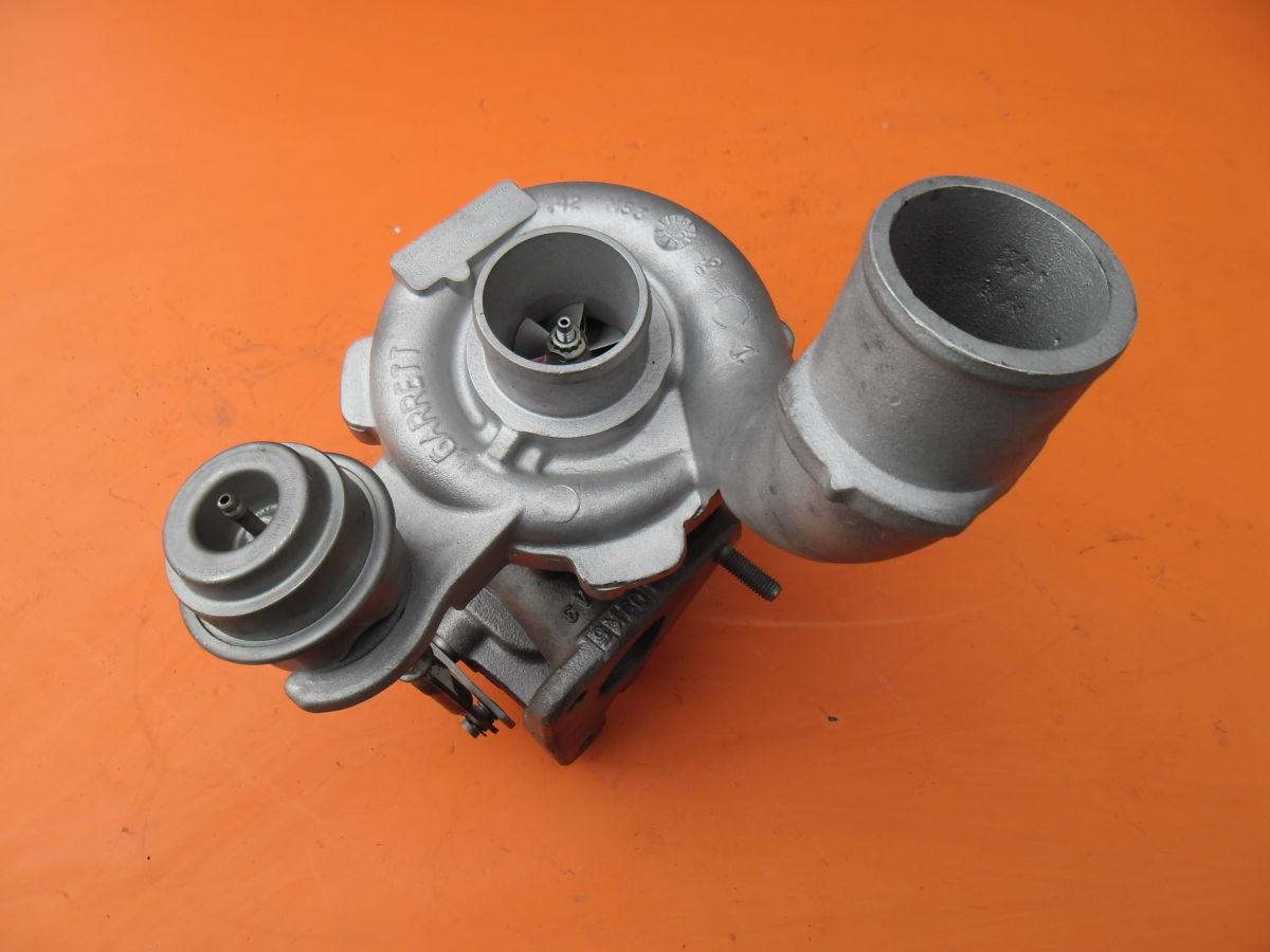 Турбина на Nissan Interstar 1.9 dci реставрация Польша