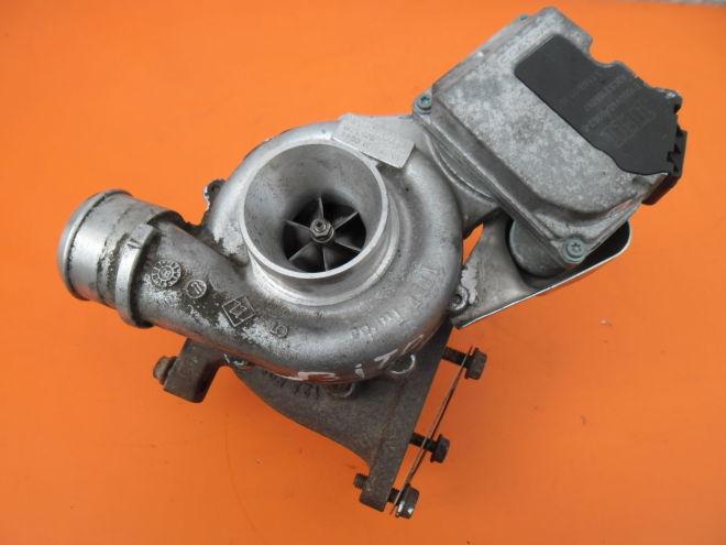 Турбина на Mercedes Vito 2.2 cdi Мерседес Вито електр.клапан